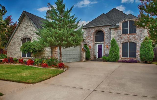 205 Olde Brook Court, Norman, OK 73072 (MLS #826106) :: KING Real Estate Group