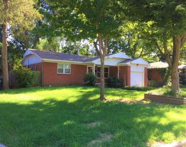 514 Fleetwood Drive, Norman, OK 73072 (MLS #826123) :: Wyatt Poindexter Group