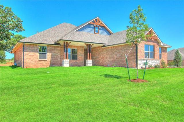 12120 Charles Court, Edmond, OK 73025 (MLS #826208) :: KING Real Estate Group