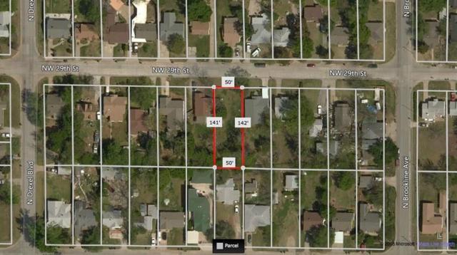 3020 NW 29th Street, Oklahoma City, OK 73107 (MLS #826222) :: Erhardt Group at Keller Williams Mulinix OKC