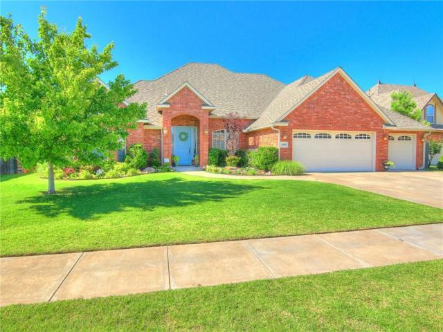 4809 Wellman Drive, Norman, OK 73072 (MLS #826245) :: Meraki Real Estate