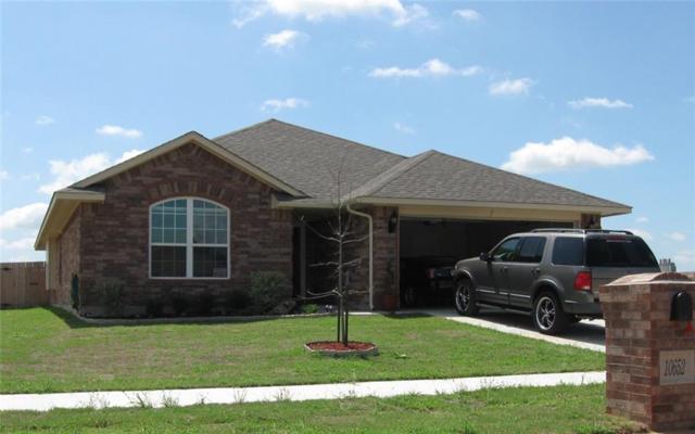 10652 Turtle Back Drive, Midwest City, OK 73130 (MLS #826250) :: Erhardt Group at Keller Williams Mulinix OKC