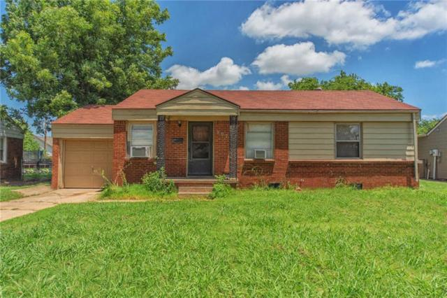 307 E Marshall Drive, Midwest City, OK 73110 (MLS #826298) :: Wyatt Poindexter Group