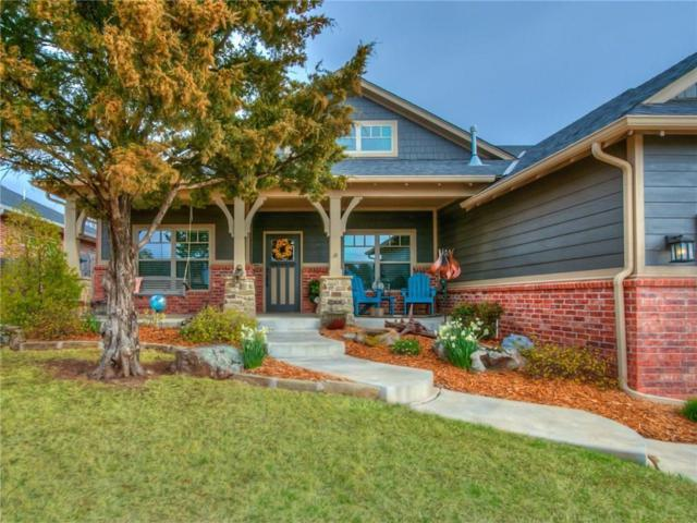 4817 October Drive, Edmond, OK 73034 (MLS #826344) :: Homestead & Co