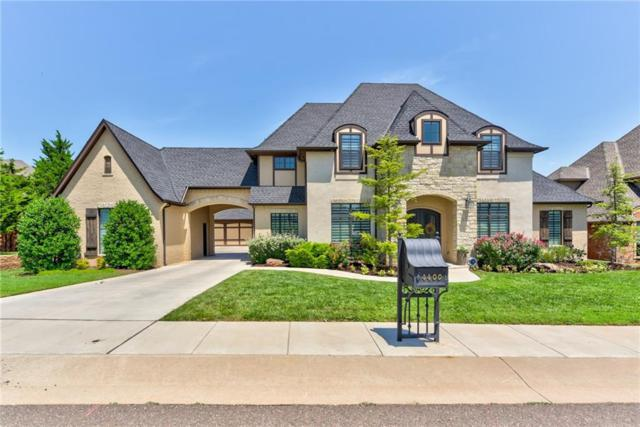 4400 Thunder Pass, Edmond, OK 73034 (MLS #826379) :: Homestead & Co
