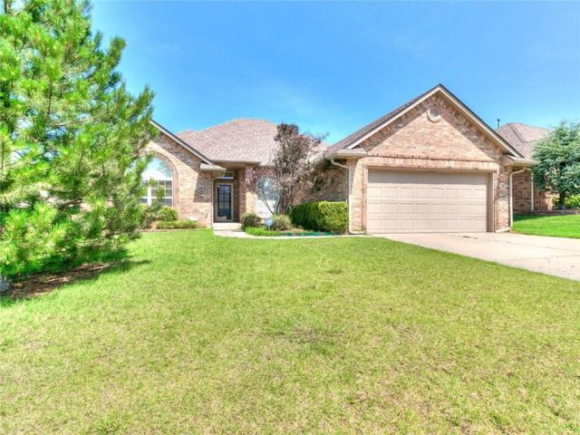 2633 SE 7th Street, Moore, OK 73160 (MLS #826401) :: Homestead & Co