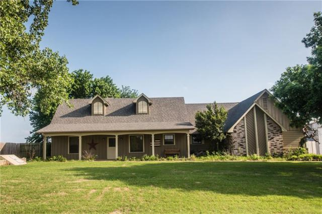 35064 E County Road 1599, Pauls Valley, OK 73075 (MLS #826430) :: Homestead & Co