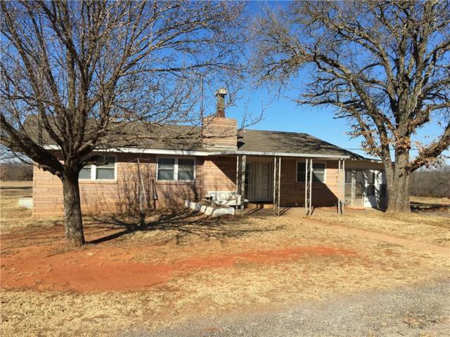 40255 Highway 59B - 15 Acres, Macomb, OK 74852 (MLS #826554) :: Erhardt Group at Keller Williams Mulinix OKC