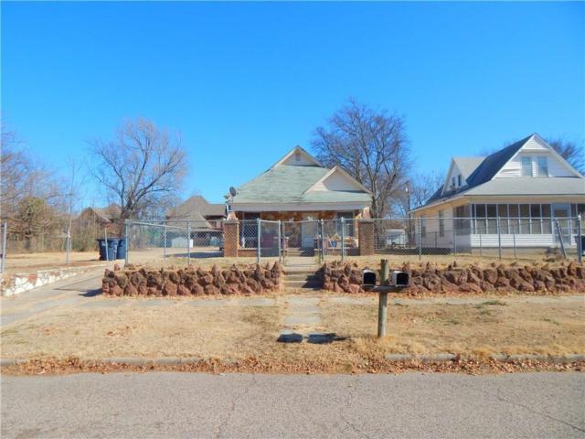 419 N Aydelotte Avenue, Shawnee, OK 74801 (MLS #826582) :: Erhardt Group at Keller Williams Mulinix OKC