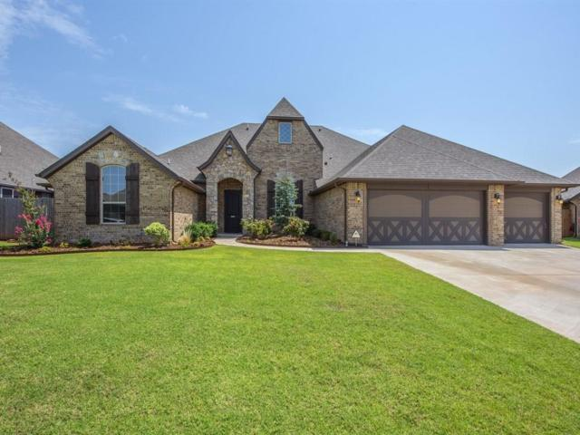 1508 NW 190th Street, Edmond, OK 73012 (MLS #826610) :: Homestead & Co