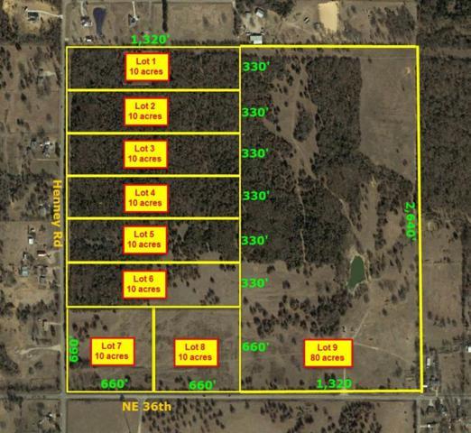 14301 NE 36th Lot 9, Choctaw, OK 73020 (MLS #826681) :: Homestead & Co