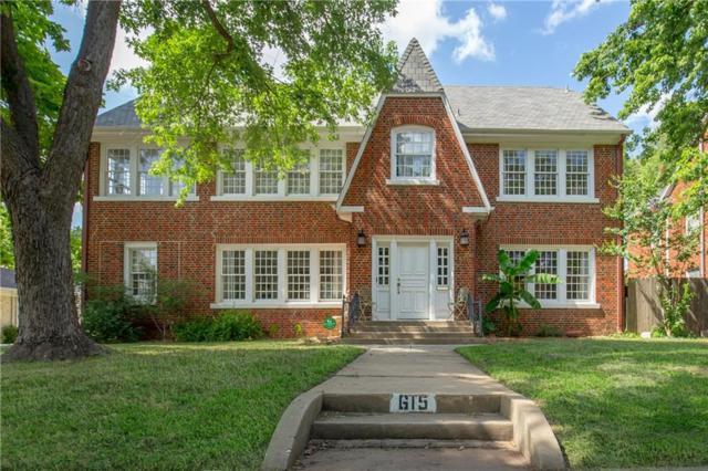 615 NE 15th Street, Oklahoma City, OK 73104 (MLS #826685) :: Homestead & Co