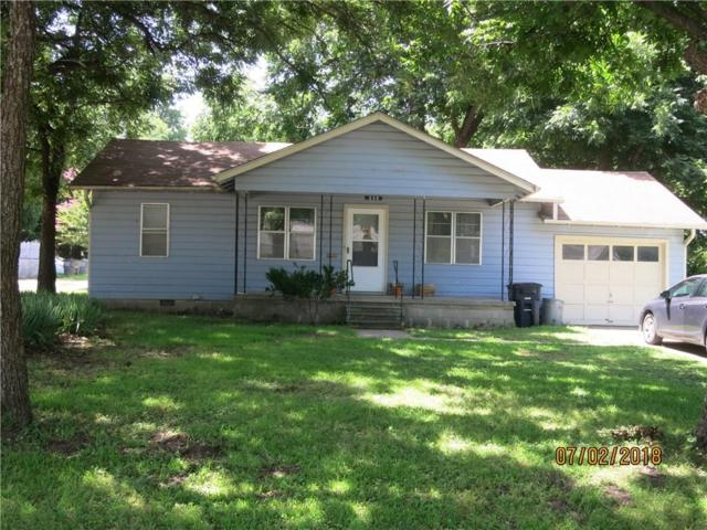 218 W 9th, Wewoka, OK 74884 (MLS #826741) :: Homestead & Co