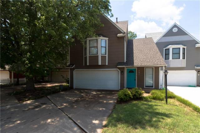 401 Abilene Drive, Edmond, OK 73003 (MLS #826743) :: Erhardt Group at Keller Williams Mulinix OKC