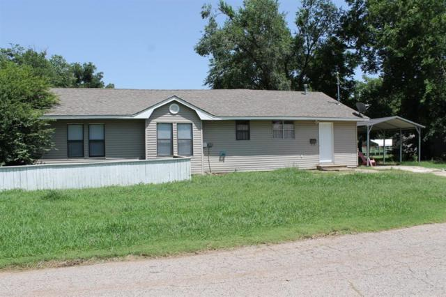 624 W 6th Street, Stroud, OK 74079 (MLS #826787) :: KING Real Estate Group