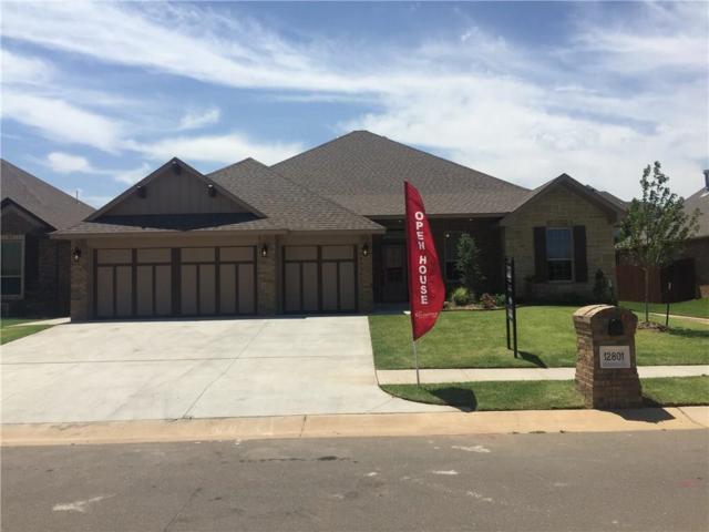 12801 Williamson Farms Blvd, Oklahoma City, OK 73173 (MLS #826857) :: Wyatt Poindexter Group