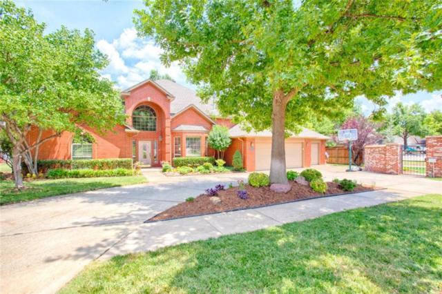 11900 Rosemeade Court, Oklahoma City, OK 73162 (MLS #826964) :: Wyatt Poindexter Group
