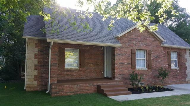 1121 N Meta, Oklahoma City, OK 73107 (MLS #827023) :: Wyatt Poindexter Group