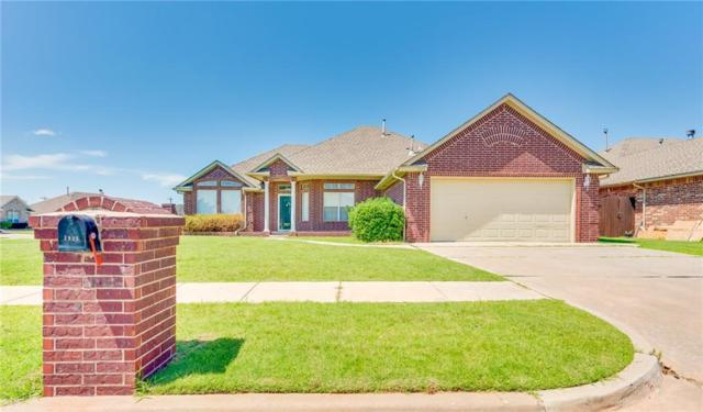 1925 NW 177th Street, Edmond, OK 73012 (MLS #827024) :: UB Home Team
