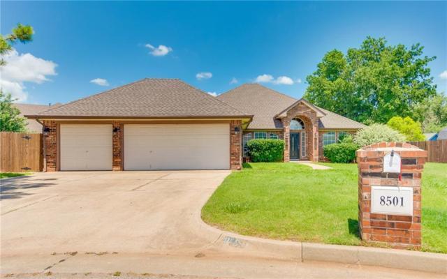 8501 Willow Creek Boulevard, Oklahoma City, OK 73162 (MLS #827027) :: Wyatt Poindexter Group