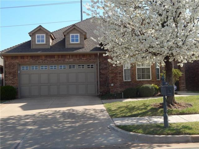 1824 NW 157th Street, Edmond, OK 73013 (MLS #827070) :: Wyatt Poindexter Group