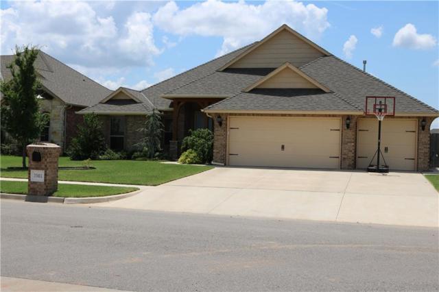 3901 Acoma Drive, Moore, OK 73160 (MLS #827085) :: KING Real Estate Group