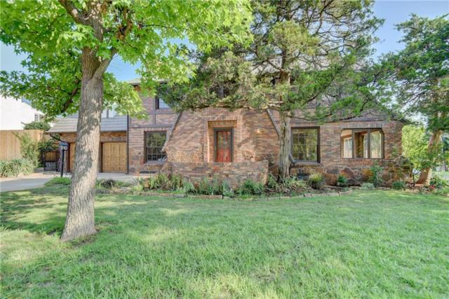 1201 Huntington Avenue, Nichols Hills, OK 73116 (MLS #827115) :: Homestead & Co
