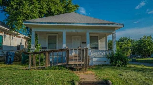 1420 NW 8th Street, Oklahoma City, OK 73106 (MLS #827126) :: Wyatt Poindexter Group