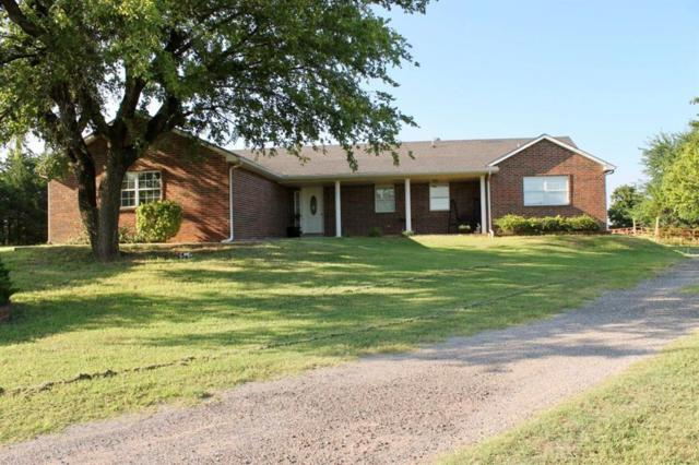 920419 S 3310 Road, Wellston, OK 74881 (MLS #827155) :: KING Real Estate Group