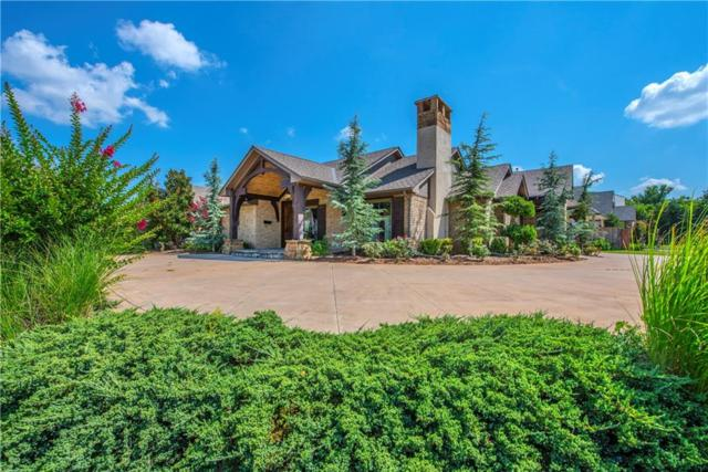 1418 Sherwood Lane, Nichols Hills, OK 73116 (MLS #827180) :: Homestead & Co