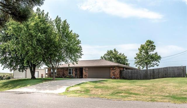 24014 E 1049 Road, Weatherford, OK 73096 (MLS #827193) :: Erhardt Group at Keller Williams Mulinix OKC