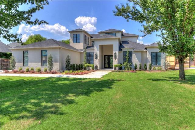 2641 W Wilshire, Oklahoma City, OK 73116 (MLS #827203) :: Homestead & Co