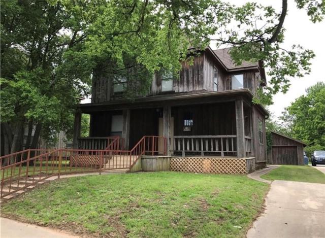 422 N Kickapoo, Shawnee, OK 74801 (MLS #827221) :: Barry Hurley Real Estate
