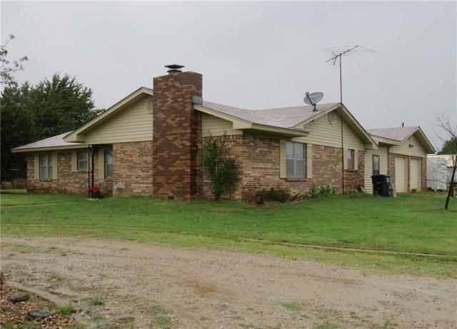 34304 Lake Road, Shawnee, OK 74801 (MLS #827247) :: Barry Hurley Real Estate