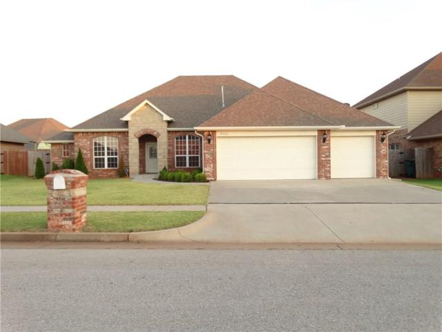 9316 24th St, Oklahoma City, OK 73128 (MLS #827311) :: Wyatt Poindexter Group