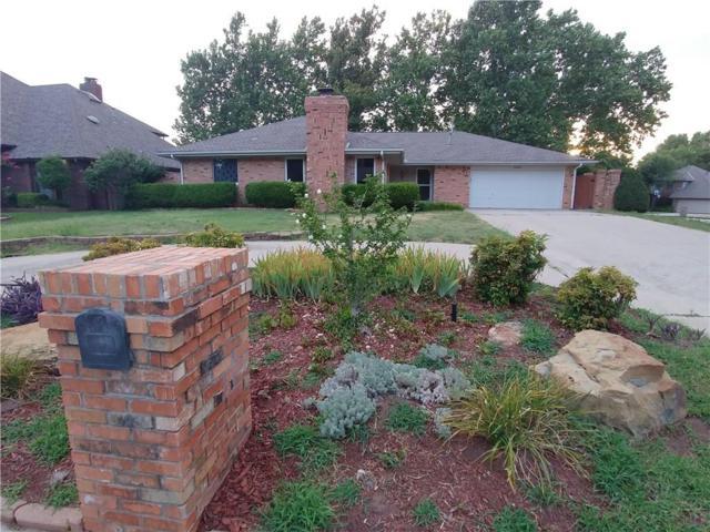 3405 N Thompkins Avenue, Bethany, OK 73008 (MLS #827375) :: Wyatt Poindexter Group