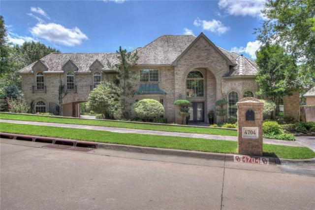 4704 W Manor Hill Drive, Norman, OK 73072 (MLS #827416) :: Barry Hurley Real Estate