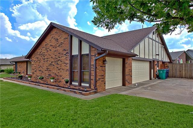 10701 Lakeridge Run, Oklahoma City, OK 73170 (MLS #827481) :: Erhardt Group at Keller Williams Mulinix OKC