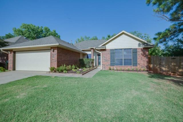 1008 Bradford Place, Edmond, OK 73012 (MLS #827512) :: Wyatt Poindexter Group