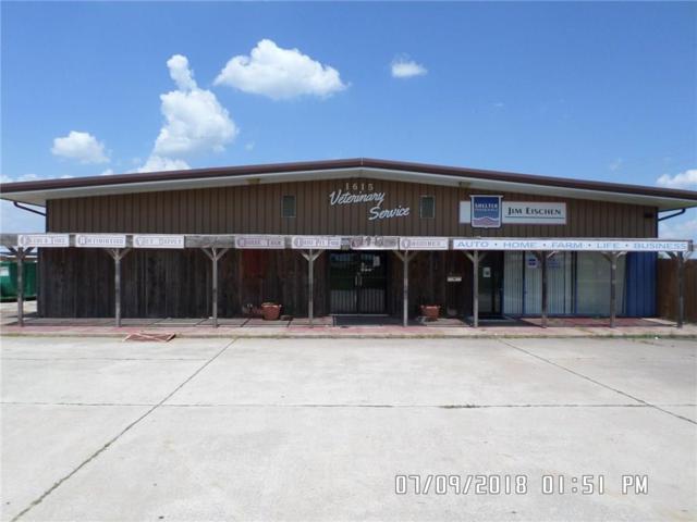 1615 E Us Highway 66 Highway, El Reno, OK 73036 (MLS #827516) :: Meraki Real Estate