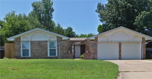 8616 NW 92nd Street, Oklahoma City, OK 73132 (MLS #827565) :: Wyatt Poindexter Group