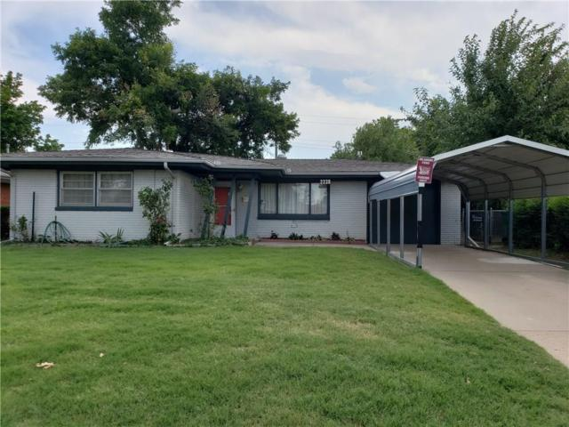 2228 SW 59th Place, Oklahoma City, OK 73159 (MLS #827574) :: Erhardt Group at Keller Williams Mulinix OKC