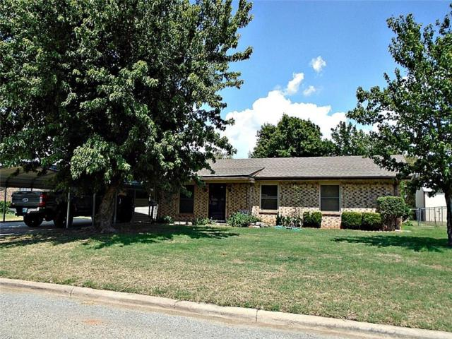 1514 Cindy Street, Mangum, OK 73554 (MLS #827586) :: Homestead & Co