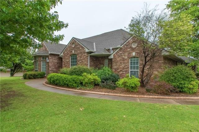 7000 Oakwood Creek Road, Edmond, OK 73034 (MLS #827606) :: Wyatt Poindexter Group