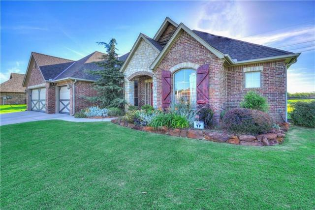 8746 Venezia Lane, Edmond, OK 73034 (MLS #827621) :: Wyatt Poindexter Group