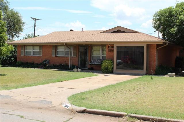 1108 Loyadell, Altus, OK 73521 (MLS #827731) :: KING Real Estate Group