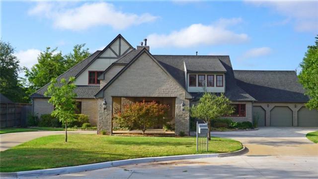 1408 Harden Court, Oklahoma City, OK 73118 (MLS #827735) :: Erhardt Group at Keller Williams Mulinix OKC