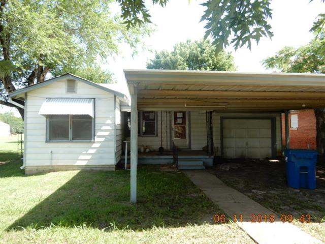 220 W Main Street, Davenport, OK 74026 (MLS #827837) :: Meraki Real Estate