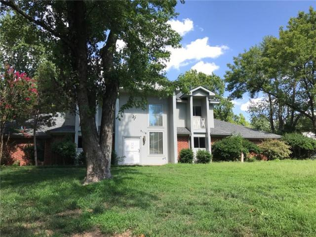 3116 N Lakeview Manor Drive, Bethany, OK 73008 (MLS #827902) :: Wyatt Poindexter Group