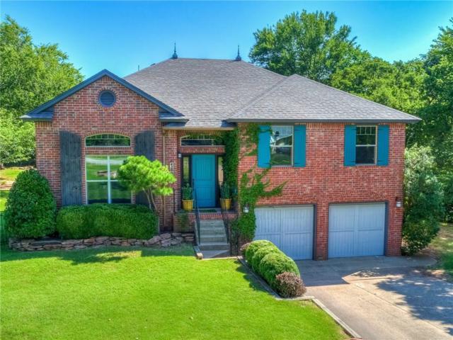 1801 Oak Creek Terrace, Edmond, OK 73034 (MLS #827912) :: Wyatt Poindexter Group